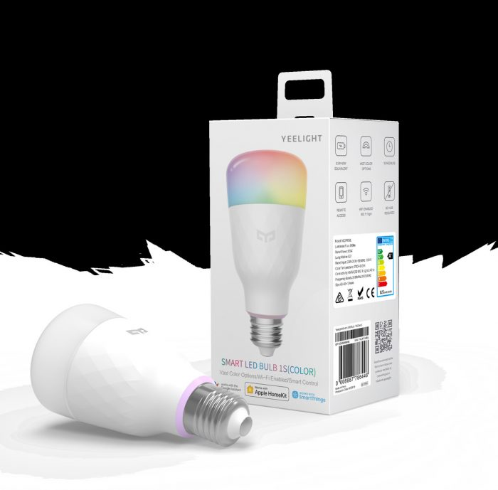 yeelight led light smart bulb 1s rgb (color) - yeelight 608887786446 7