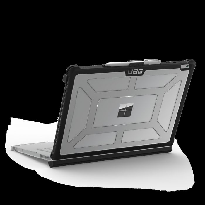 UAG Urban Armor Gear Plasma Microsoft Surface Book 2 & Surface Book with Performance Base (clear) - export 1005