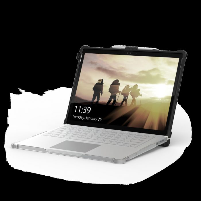 UAG Urban Armor Gear Plasma Microsoft Surface Book 2 & Surface Book with Performance Base (clear) - export 1006