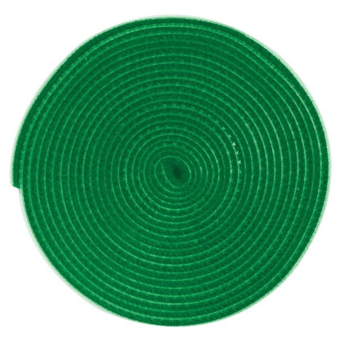 baseus rainbow circle velcro straps 3m green - export 119