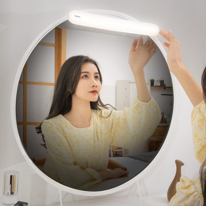 baseus sunshine series stepless dimmer mounted on mirror (natural light) - export 217