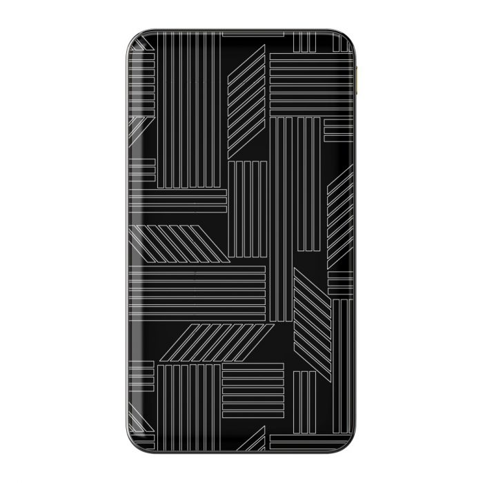 ideal of sweden powerbank 5000mah (geometric puzzle) - ideal of sweden 7340168702143 1 1
