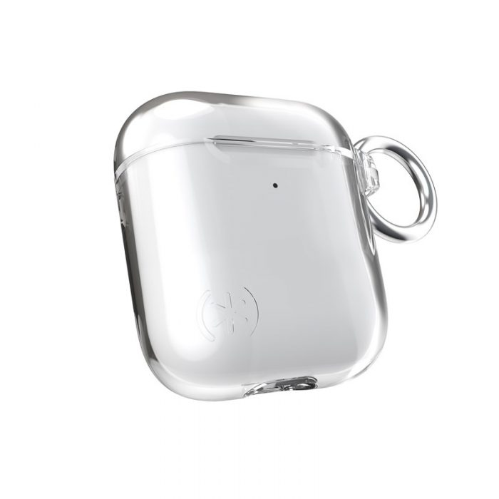 speck presidio clear - kryt apple airpods (clear/clear) - export 1162