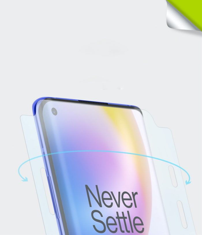 Ringke Dual Easy Wing Full Cover OnePlus 8 Pro [2 PACK] - export 125