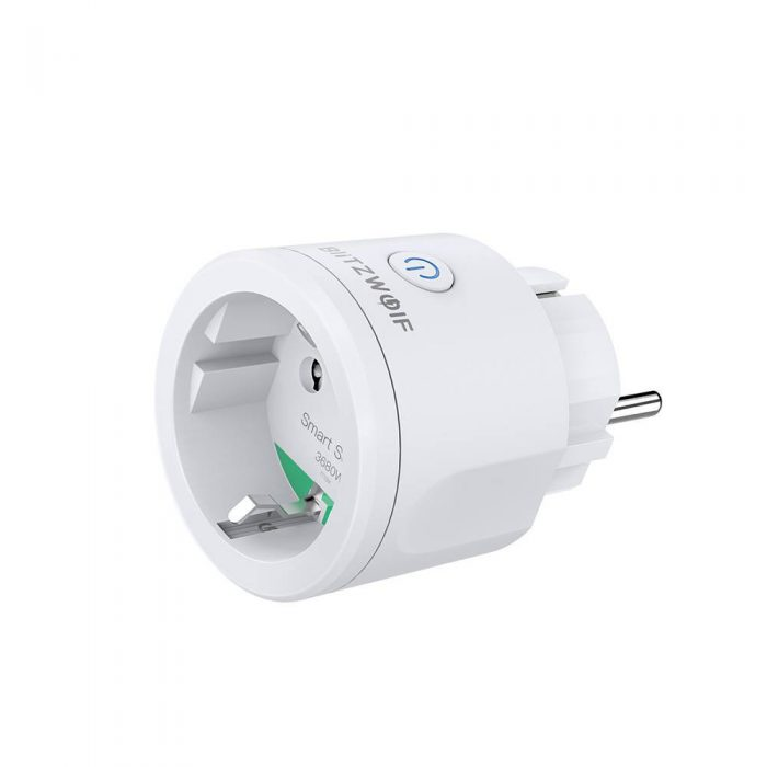 blitzwolf bw-shp10 meteric version wifi smart socket (eu) 3680w - export 13