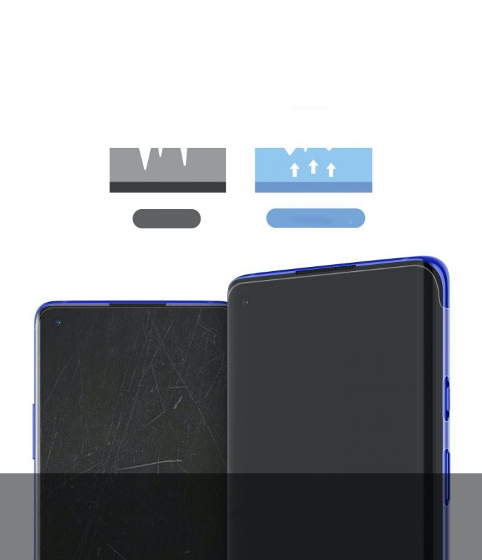 Ringke Dual Easy Wing Full Cover OnePlus 8 Pro [2 PACK] - export 131