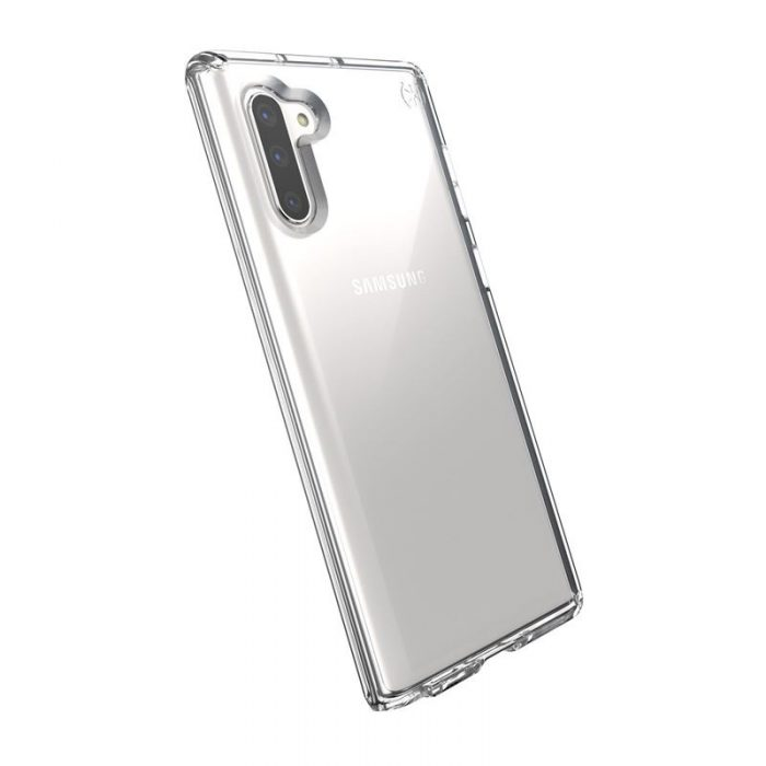speck presidio stay clear - kryt samsung galaxy note 10 (clear/clear) - export 1415