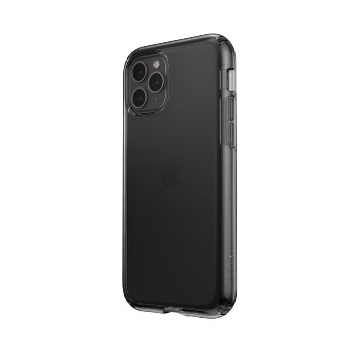 speck presidio perfect-clear - kryt iphone 11 pro s microban (obsidian) - export 1796