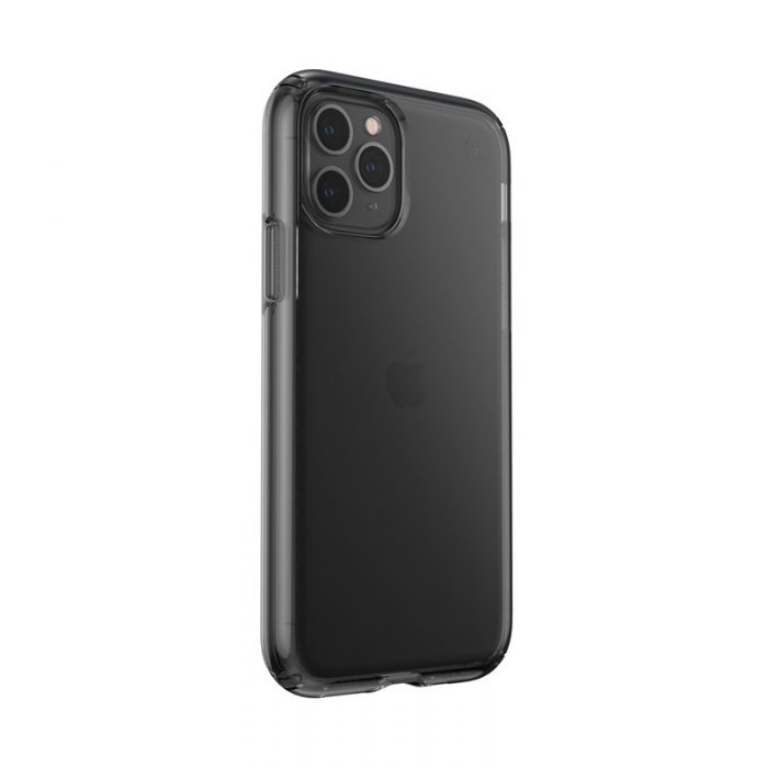 speck presidio perfect-clear - kryt iphone 11 pro s microban (obsidian) - export 1797