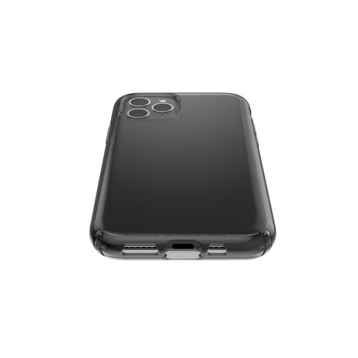 speck presidio perfect-clear - kryt iphone 11 pro s microban (obsidian) - export 1798