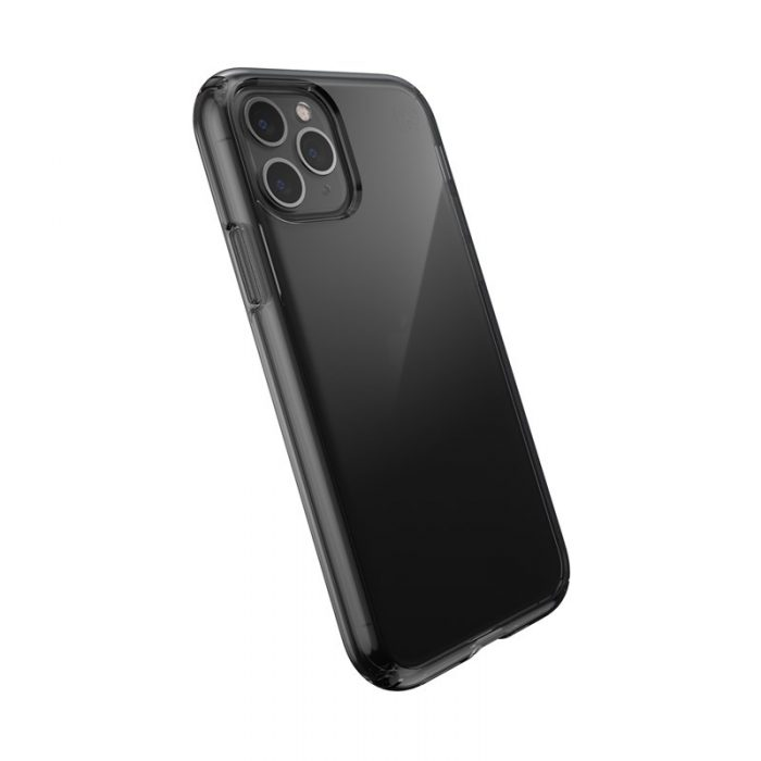 speck presidio perfect-clear - kryt iphone 11 pro s microban (obsidian) - export 1799