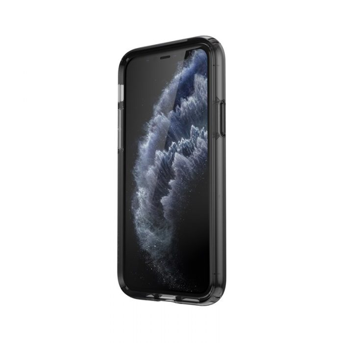 speck presidio perfect-clear - kryt iphone 11 pro s microban (obsidian) - export 1800