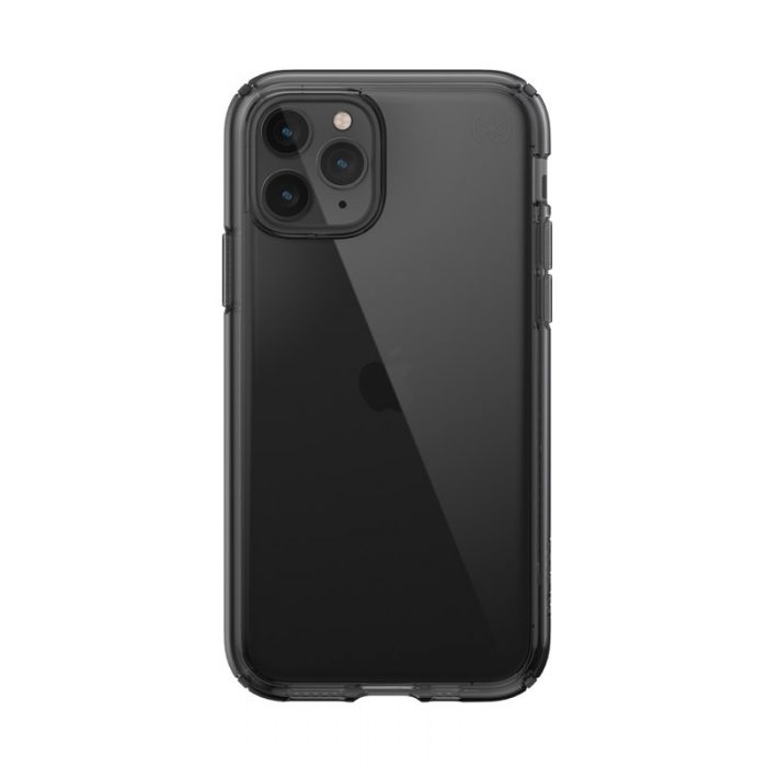 speck presidio perfect-clear - kryt iphone 11 pro s microban (obsidian) - export 1802