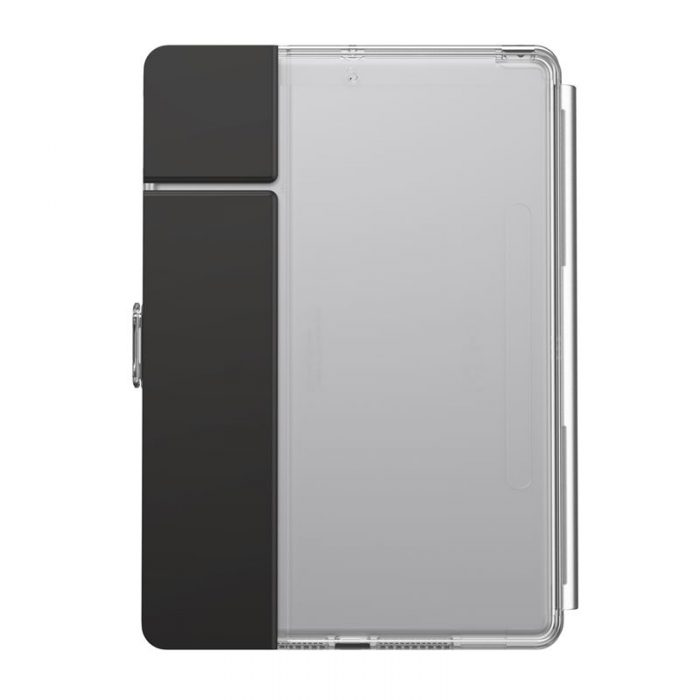 Speck Balance Folio Clear - Etui iPad 10.2 w/Magnet & Stand up (Black/Clear) - export 2207