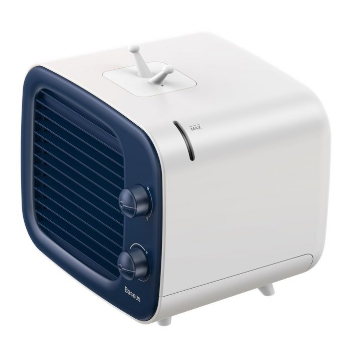 baseus time air contidioner, fan, humidifier (blue+white) - export 255