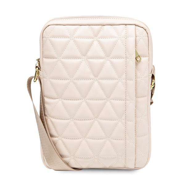 "Guess GUTB10QLPK 10"" pink Quilted Tablet Bag - export 504"