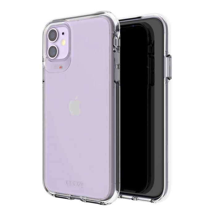 gear4 crystal palace apple iphone 11 (clear) - export 512