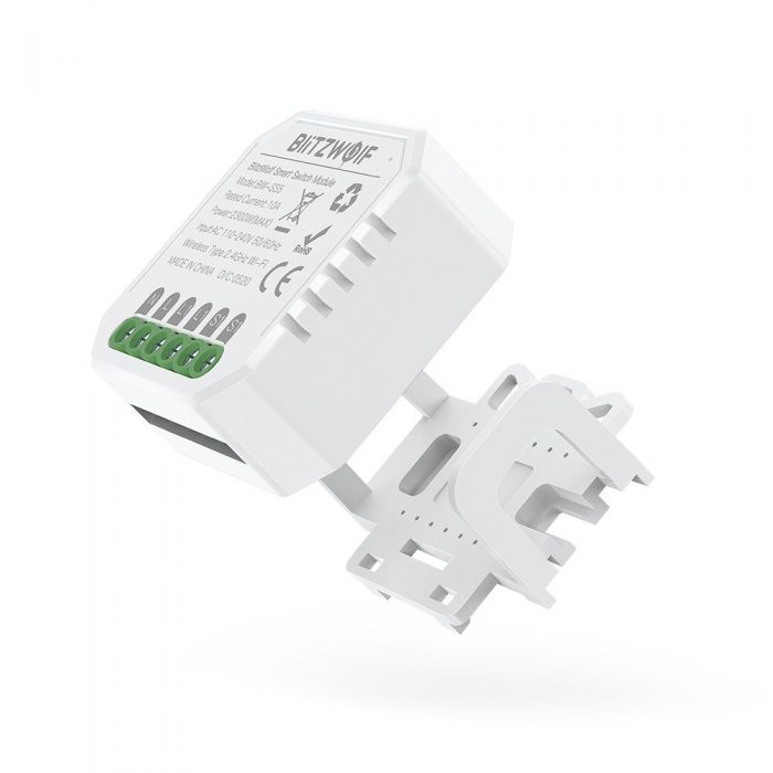 blitzwolf bw-ss5 smart switch wifi 2-gang - export 800