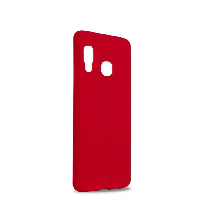 puro icon cover samsung galaxy a40 (red) - export 2430