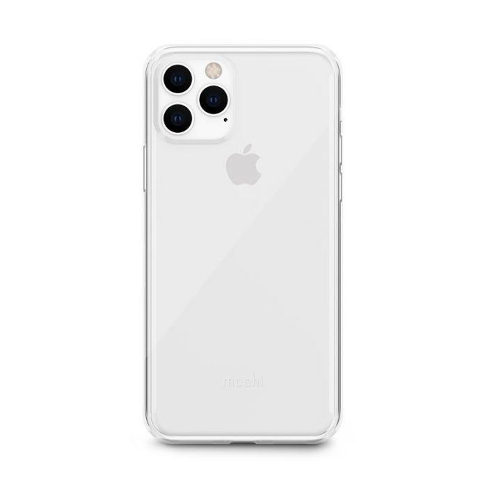 moshi superskin - apple iphone 11 pro (crystal clear) - export 2900