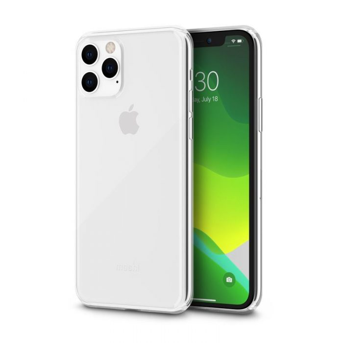 moshi superskin - apple iphone 11 pro (crystal clear) - export 2902