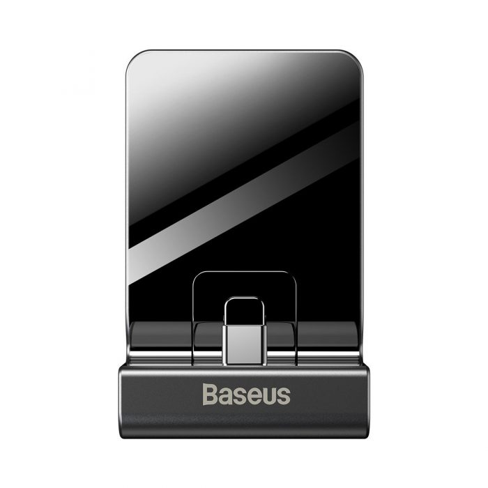 baseus gs10 adjustable charging stand pro switch console (černá) - export 370