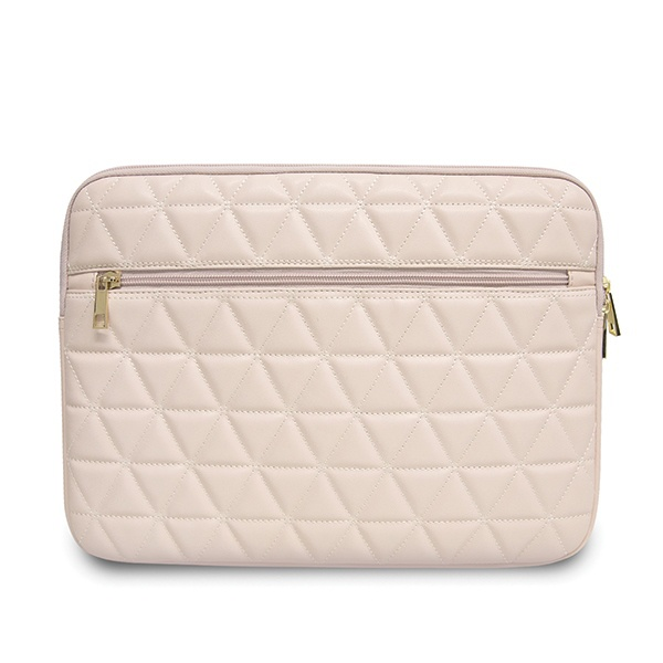 "Guess Sleeve GUCS13QLPK 13"" pink Quilted - export 4102"