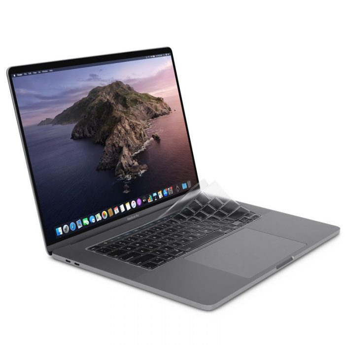 Moshi ClearGuard MB - Keyboard Protector for MacBook Pro 16 / MacBook Pro 13 2020 (EU layout) - export 4580