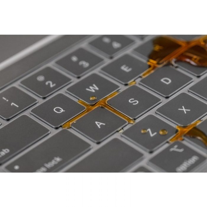 Moshi ClearGuard MB - Keyboard Protector for MacBook Pro 16 / MacBook Pro 13 2020 (EU layout) - export 4587
