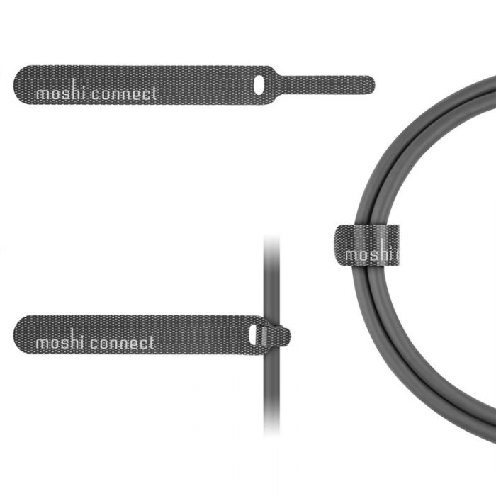 Moshi USB-C Monitor Cable (USB Type-C), 1 m (Gray/Gold) - export 4616