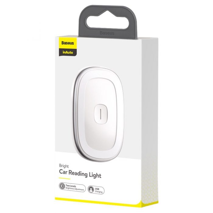 baseus bright car light for reading (white) - krytarna.cz baseus bright car light for reading white others 6