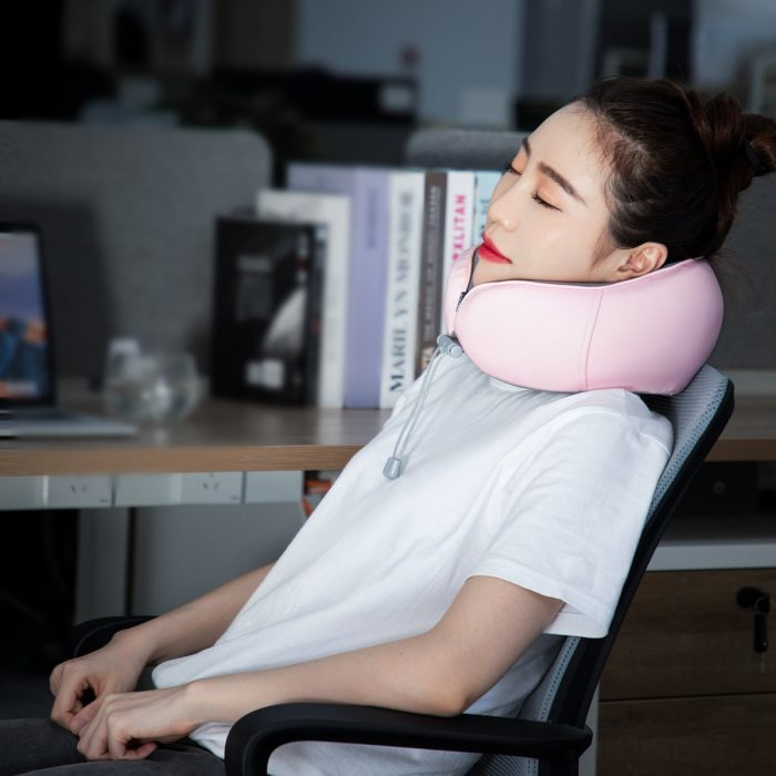 baseus thermal series memory foam neck pillow (pink) - krytarna.cz baseus thermal series memory foam neck pillow pink others 8
