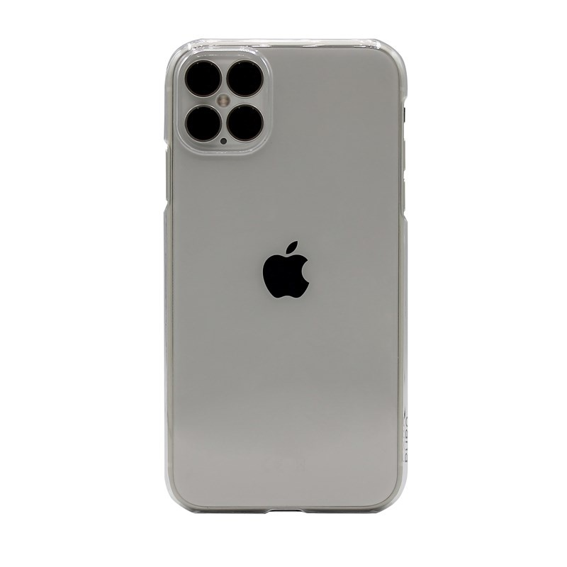 PURO Green Recycled Eco-friendly Cover Apple iPhone 12/12 Pro (clear)