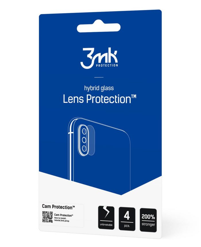 redmi note 9t - 3mk lens protection redmi note 9t 5g [4 pack] - 1 - krytarna.cz
