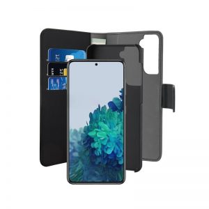 S21 Plus - PURO Wallet Detachable 2in1 Samsung Galaxy S21+ Plus (black) - 2 - krytarna.cz