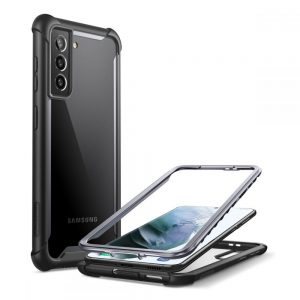 S21 Plus - Supcase Iblsn Ares Galaxy S21+ Plus Black - 1 - krytarna.cz
