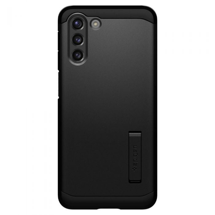 s21 plus - spigen tough armor galaxy s21+ plus black - 2 - krytarna.cz