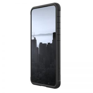 S21 - X-Doria Raptic Shield Aluminum Case Samsung Galaxy S21 (Antimicrobial protection) (Black) - 2 - krytarna.cz