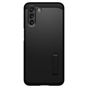 S21 - Spigen Tough Armor Galaxy S21 Black - 2 - krytarna.cz