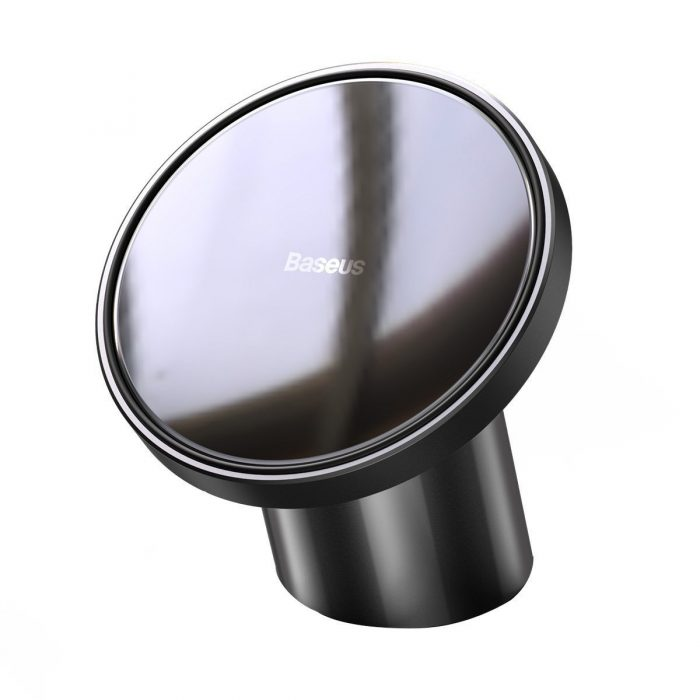 mounts - baseus magnetic car mount (for dashboards and air outlets) black - 4 - krytarna.cz