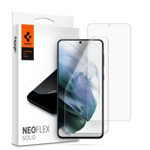 S21 Plus - Spigen Neo Flex Samsung Galaxy S21+ Plus [2 PACK] - 1 - krytarna.cz