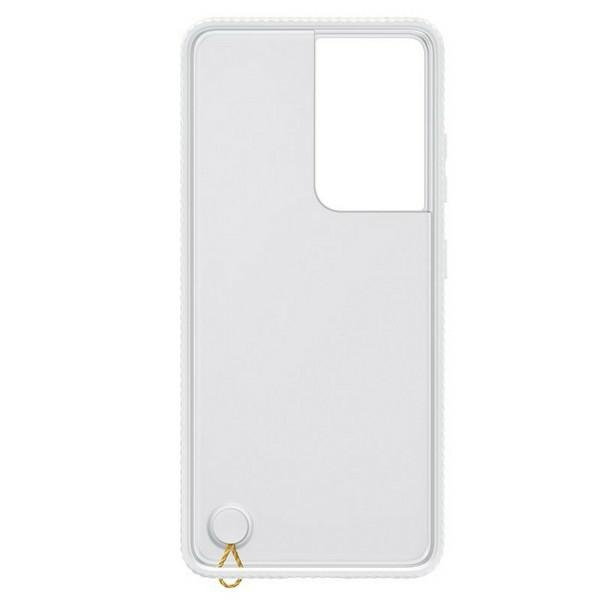 s21 ultra - samsung galaxy s21 ultra ef-gg998cw white clear protective cover - 6 - krytarna.cz