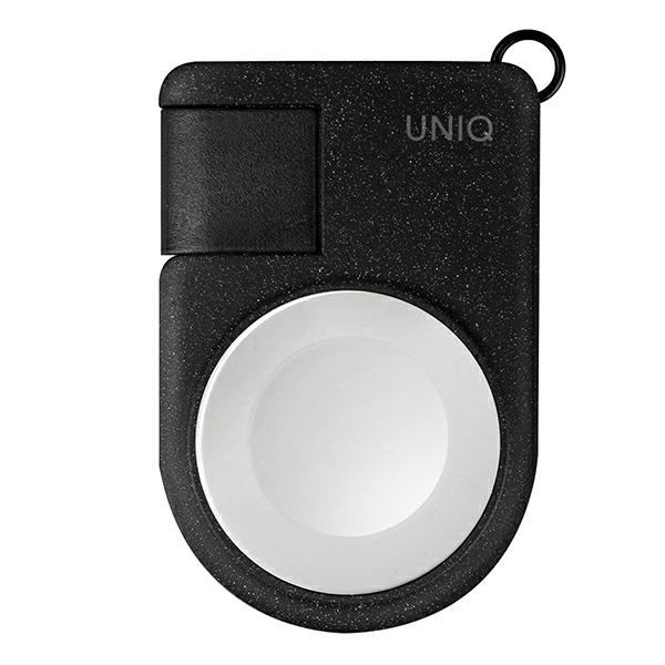 wireless chargers - uniq wireless charger cove charcoal black - 3 - krytarna.cz