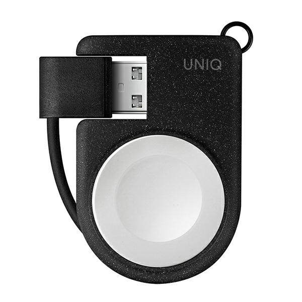 wireless chargers - uniq wireless charger cove charcoal black - 4 - krytarna.cz