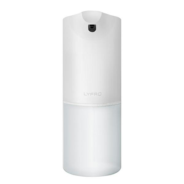 cleaning & disinfection - lyfro veso smart sensing foaming soap dispenser white - 2 - krytarna.cz