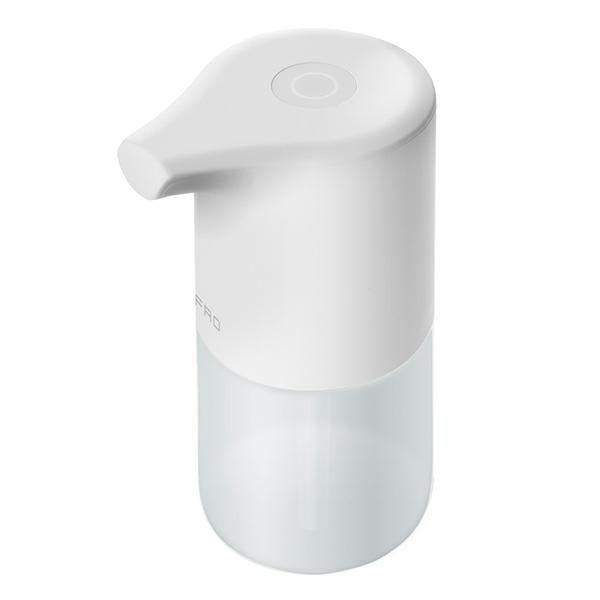 cleaning & disinfection - lyfro veso smart sensing foaming soap dispenser white - 4 - krytarna.cz