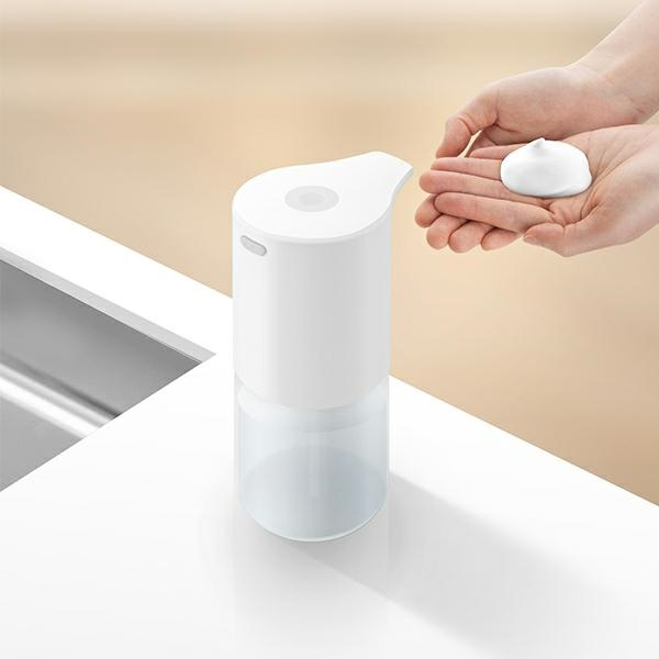 cleaning & disinfection - lyfro veso smart sensing foaming soap dispenser white - 7 - krytarna.cz