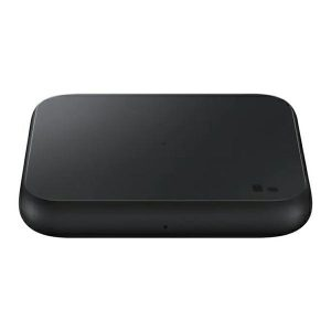 Wireless chargers - Samsung Wireless Charger EP-P1300TB Fast Charger black - 1 - krytarna.cz