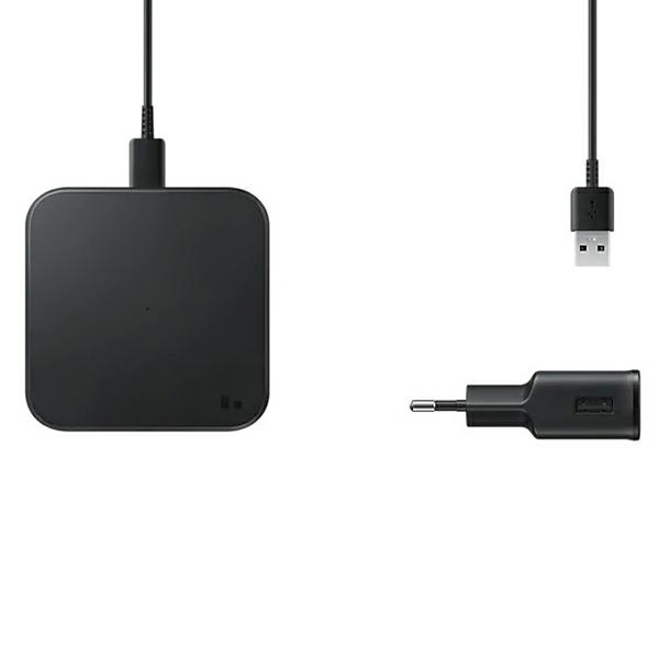 wireless chargers - samsung wireless charger ep-p1300tb fast charger black - 6 - krytarna.cz