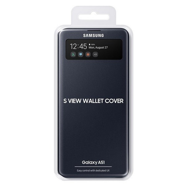 a51 - samsung galaxy a51 ef-ea515pw white s view wallet cover - 5 - krytarna.cz